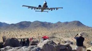 This New A-10 Flyby Video Will Send Shivers Down Your Spine-Guaranteed