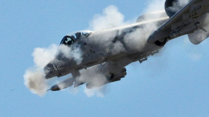 US Releases Video Of A-10 Destroying Taliban Truck | World War Wings Videos