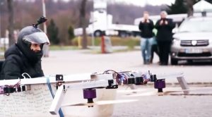 Kids Build A Homemade Drone Out Of Bathtub-But Will It Actually Take Off?