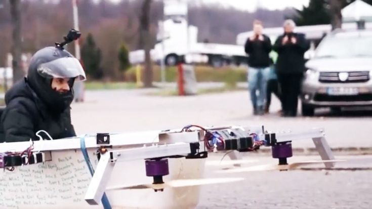 Kids Build A Homemade Drone Out Of Bathtub-But Will It Actually Take Off? | World War Wings Videos