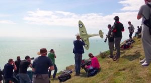 This Just Might Be The Most Beautiful Spitfire Video You'll Ever See