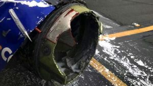 Engine Explosion Forces Emergency Landing – First US Airline Fatality In 10 Years