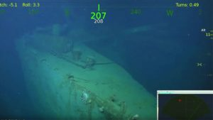 Microsoft Co-Founder Just Discovered Another Sunken WWII Vessel – See The First Images