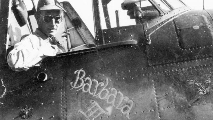 Tearjerking Letter Bush Sr. Sent Barbara During WWII | World War Wings Videos