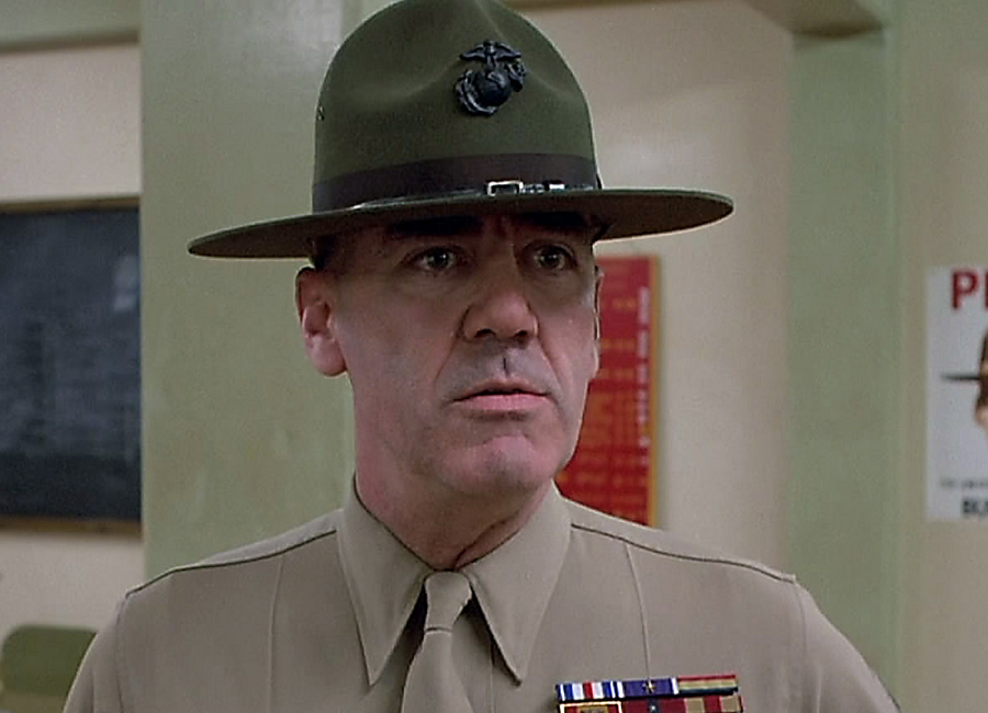 39 full metal jacket 39 actor r lee ermey dies at 74 world. Black Bedroom Furniture Sets. Home Design Ideas