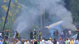 Fatal 737 Crash Claims Lives Of Over 100 Passengers – 3 Survivors Pulled From Wreckage