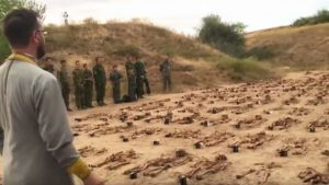 Bodies Of 500 Dead Soldiers Found In Mass Grave – But There Is More To This Story