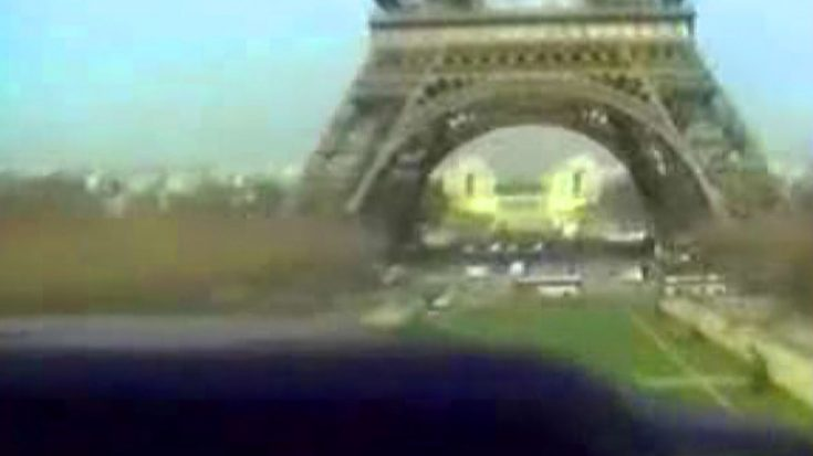 We Finally Found The Footage Of An Aircraft Flying Under The Eiffel Tower | World War Wings Videos