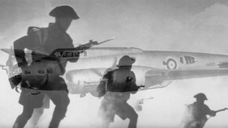 Still Unsolved Story Of B-17 Landing With Crew Missing   World War Wings Videos