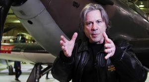 Iron Maiden's Bruce Dickinson Just Got Involved With WWII Planes And We Love It