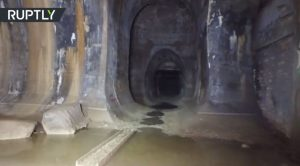 Step Inside A Haunting 60-Mile Nazi Tunnel/Bunker System