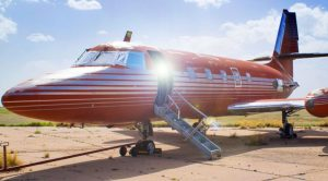 Elvis' Jetstar Is Up For Bid For The Next Few Days-Take A Look Inside