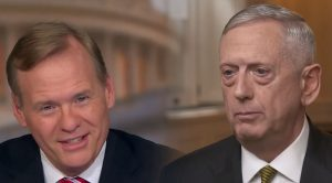 Mattis Drops A Line During Interview You'll Quote For The Rest Of Your Life