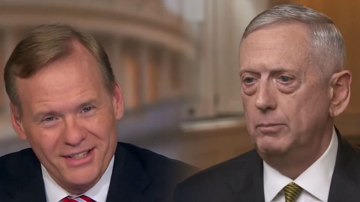 Mattis Drops A Line During Interview You'll Quote For The Rest Of Your Life | World War Wings Videos