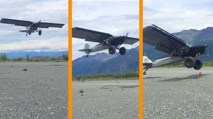 We Didn't Know You Can Land A Plane In 0 Feet Until We Saw This | World War Wings Videos