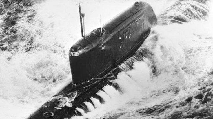 Why Soviet Union's First Nuclear Submarine Could Not Escape The Inevitable   World War Wings Videos