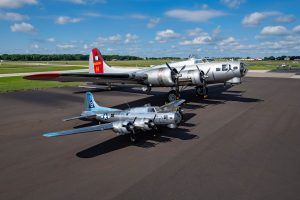 20 Years In The Making, This One Of A Kind 1/3 Scale B-17 Is Now For Sale
