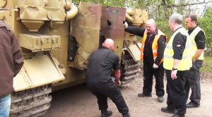 Here's Your Chance To Hear A Real Tiger Tank Fire Up