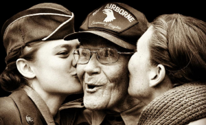 20+ WWII Veteran Moments That'll Make You Smile So Hard