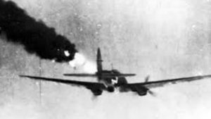 German Planes Armed With Flamethrowers