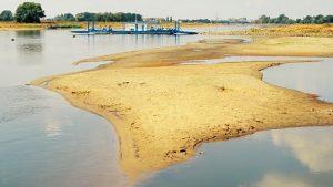 Drying German Lake Reveals Astonishing WWII Relic