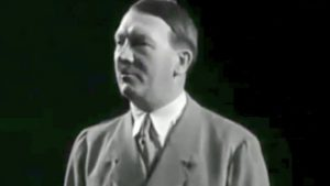 "Rare Film Of Hitler's ""Real"" Voice Is Not What You Would Expect To Hear"