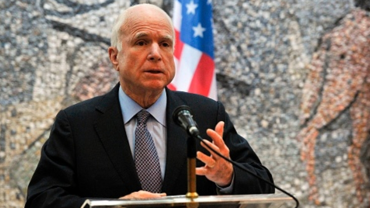 Senator John McCain Left Our Nation With These Final Words | World War Wings Videos