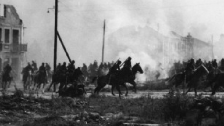 Did Polish Cavalry Actually Attack German Tanks And Win?   World War Wings Videos