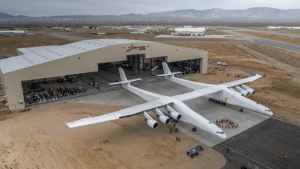 Witness The World's Biggest Plane Reach A New Milestone