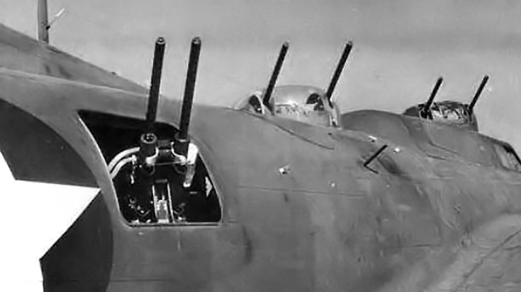 When The B-17 Was Upgraded Into A Gunship – So Why Did It Fail? | World War Wings Videos