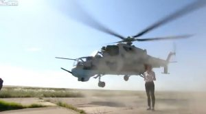 Reporter Gets Way Too Close (Like Too Too Close) To Chopper In This Clip