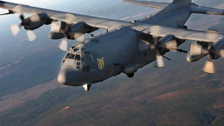 Witness The AC-130's Firepower Bringing Terror To Terrorists | World War Wings Videos