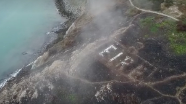 Long Lost WWII Relic Restored After Massive Wildfire | World War Wings Videos