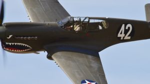 Warbird Race Really Cuts Loose On The Speed – Damn, That Gets Loud!