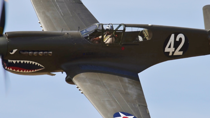 Warbird Race Really Cuts Loose On The Speed – Damn, That Gets Loud! | World War Wings Videos