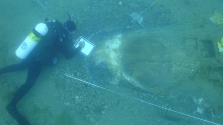 Archaeologists Searching Plane Crash Recover Long-Lost WWII Relic   World War Wings Videos