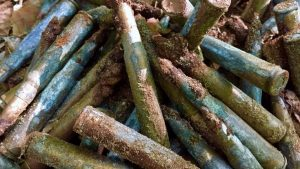 Man Discovers Colossal WWII Ammo Stockpile In Forest