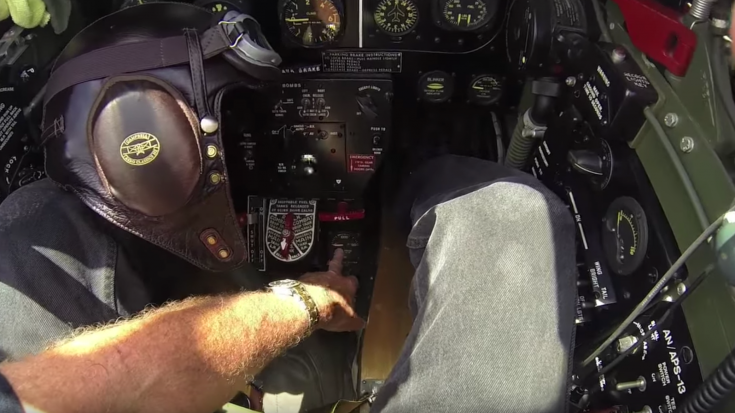 Taking a P-51D Mustang To The Skies – Doesn't Get Better Than This | World War Wings Videos