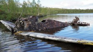 Long-Long Bf-109G2 Just Recovered From Russian Lake, See The First Images