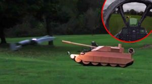 RC A-10 Warthog VS Tank- The Fun Is As Real As It Gets