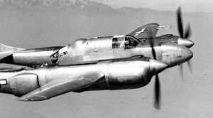 If P-38 And P-61 Had A Baby You'd Get This Footage Of The XP-58 Chain Lightning