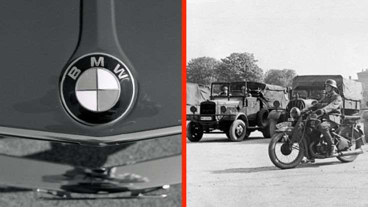 The Dark History Behind BMW In WWII Germany | World War Wings Videos