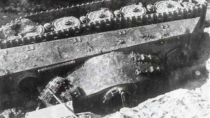 The Mystery Surrounding This Buried King Tiger Tank