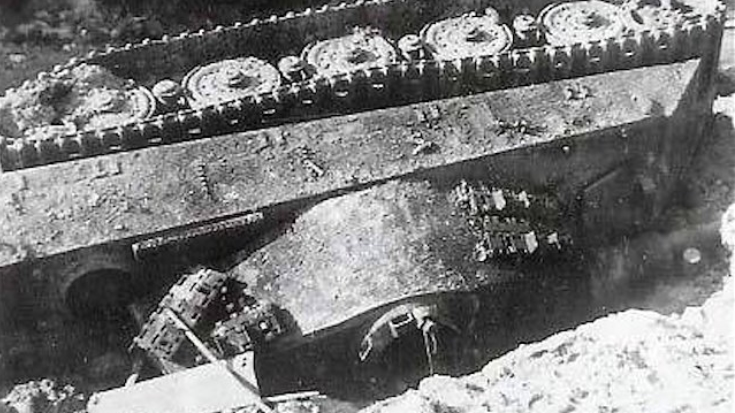 The Mystery Surrounding This Buried King Tiger Tank | World War Wings Videos