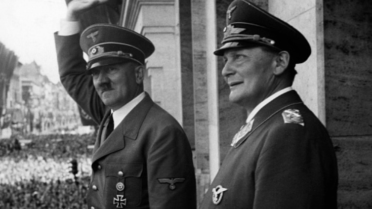 Hitler's Right-Hand Man Concealed An Agonizing Secret | World War Wings Videos