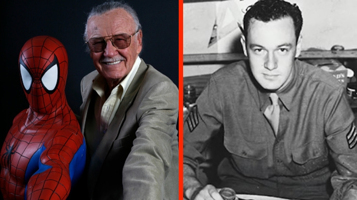 Comic Book Legend Stan Lee Dies At 95, Had An Interesting Role During WWII | World War Wings Videos