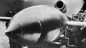 V-1 Flying Bomb Just Discovered In British Forest After 74 Years