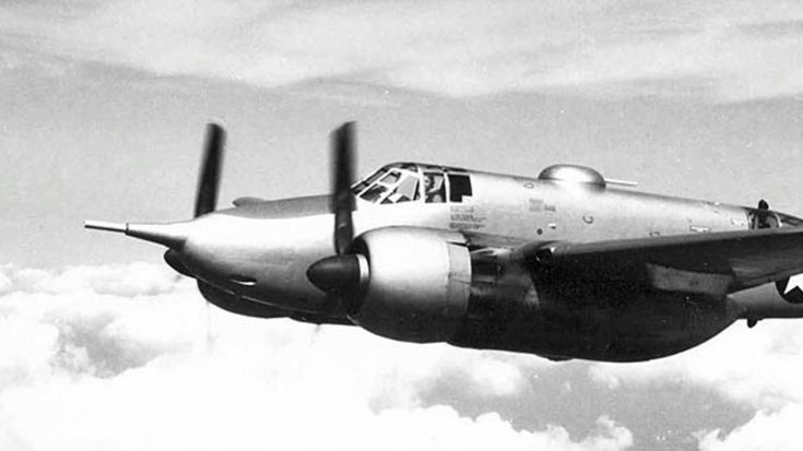 """XA-38 """"Grizzly""""- The Design That Never Made It Into Production During WWII 