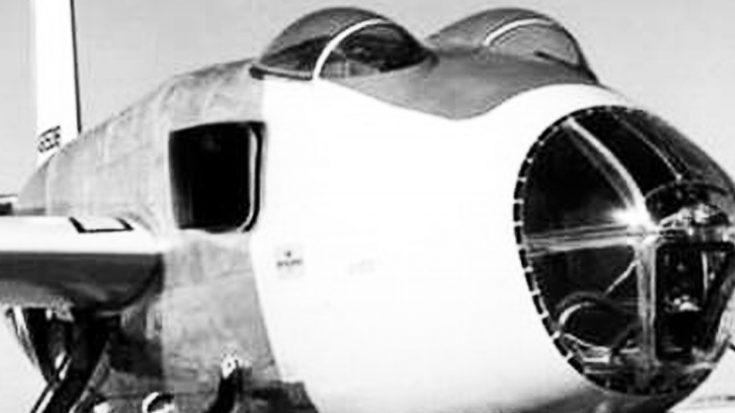 America's First Jet Bomber Was, Well, A Bit Weird   World War Wings Videos