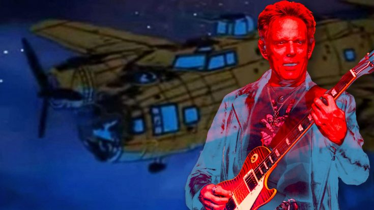 Take A Trip Down Memory Lane With Don Felder's Heavy Metal In Trippy 1981 Cartoon | World War Wings Videos
